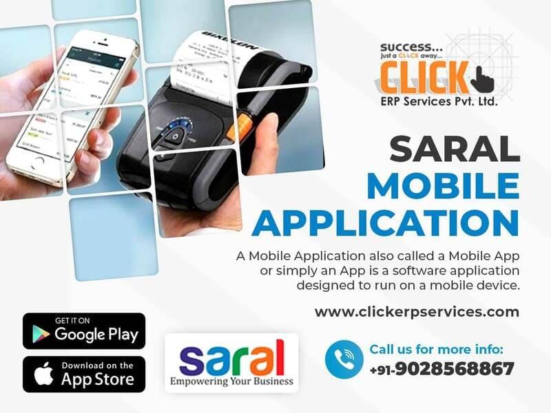 Saral Mobile App